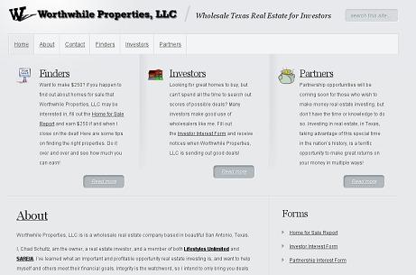 Worthwhile Properties, LLC